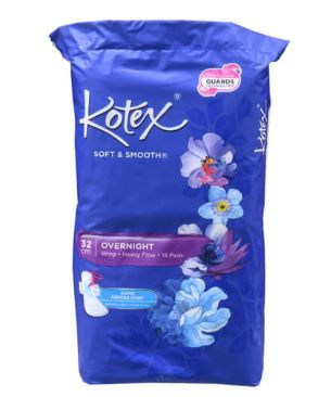 Kotex Kss Overnight Wing 18S(32CM)