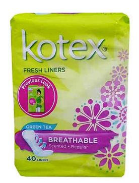 Kotex Scented 40S Pink I 0714