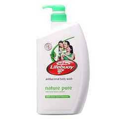 Lifebuoy Nature Pure Bodywash 1L
