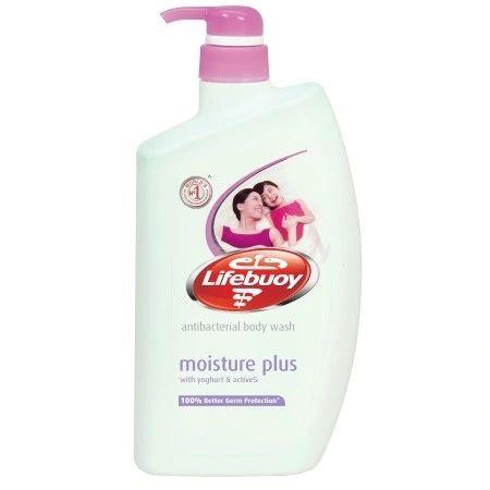 LIFEBUOY Body Wash Moisture Plus 1L