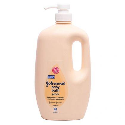 Johnson's Baby Peach Bath 1L
