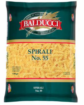 Balducci Spirali No 55 500G