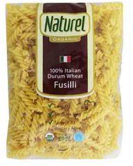 Naturel Organic Pasta Fusilli 500G