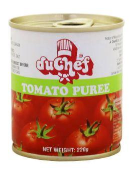 Duchef Tomato Puree 220G