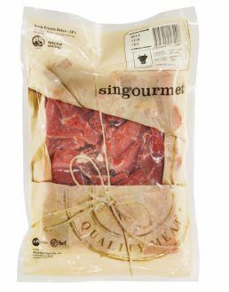 Singourmet Fz Beef Stir Fry 200G