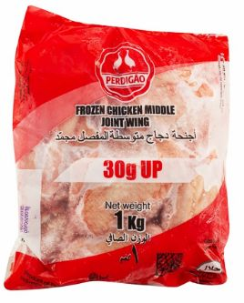 Perdigao Ckn Mid Joint Wing 1KG(30G Up)