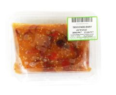 Seasoned Baby Octopus 200G