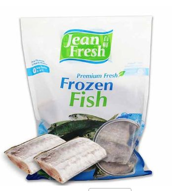 JF Frozen Ribbon Fish Portion(M) 1KG