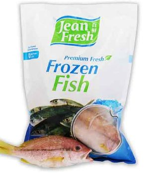 JF Frozen Rosy Snapper IQF 1KG