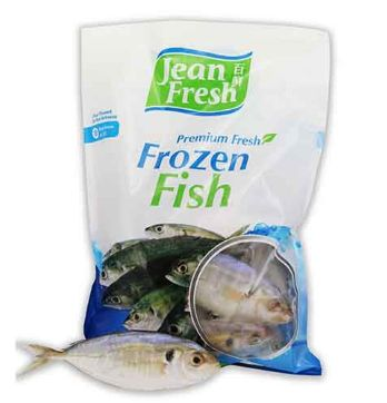 JF Frozen Yellow Banded Scad IQF 1KG