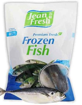 JF Frozen Hard Tail IQF 1KG