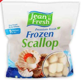JF Frozen Scallop 80/100 550G