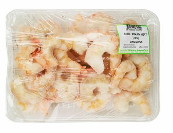 Chill Big Prawn Meat 300G