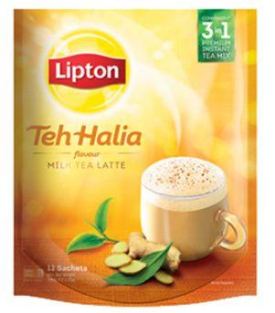 Lipton Milk Tea Teh Halia 12X21G
