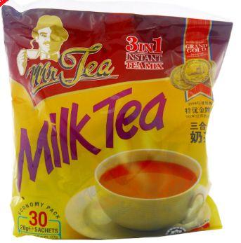 Mr Tea 3IN1 Milk Tea 30X20G