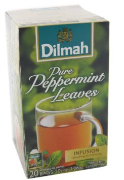 Dilmah F/Env T/Bag-P'mint 20X1.5G