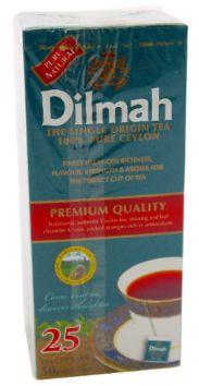 Dilmah Premium Tea 82110-MY S/Origin 50G