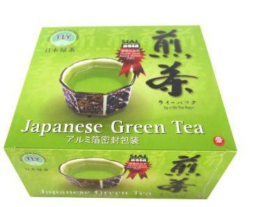 Tly Green Tea 50X2G