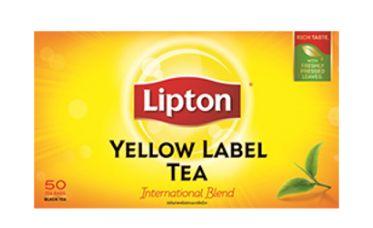 Lipton Yellow Label Tea 50X2G