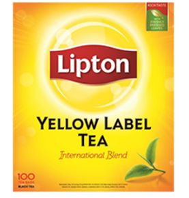 Lipton Yellow Label 100S