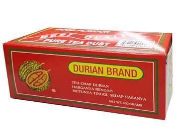 Durian Pure Tea Dust 400G