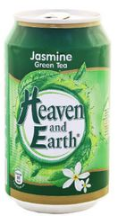 H&E Jasmine Green Tea 300ML