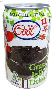 Ice Cool Grass Jelly 300ML