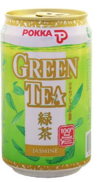 Pokka Green Tea 300ML