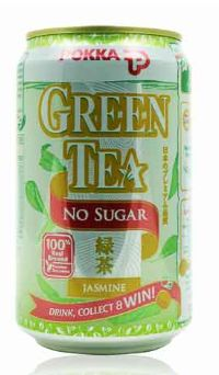 Pokka Jasmine G/Tea No Sugar 300ML