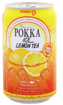 Pokka Lemon Tea 300ML