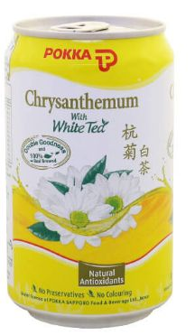 Pokka Chry White Tea 300ML