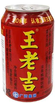 Wang Lao Ji Herbal Tea 310ML