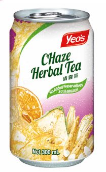 Yeo's Chaze Herbal TEA(C)300ML