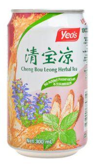Yeo's Cheng Bou Leong Herbal Tea 300ML