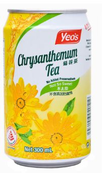Yeo's Chrysanthemum 300ML