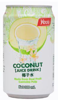 Yeo's Coconut Juice 300ML