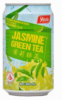 Yeo's Green Tea 300ML