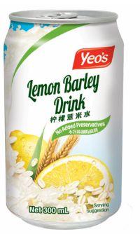 Yeo's Lemon Barley 300ML