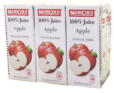 Marigold 100% Apple 6X250ML