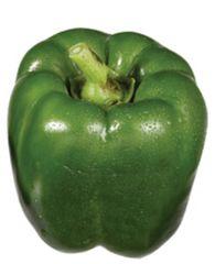 CHN/MYS/VNM Green Capsicum 1s (200-250G)