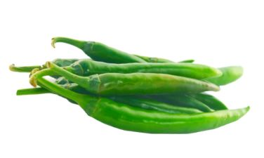 THA Small Green Chilli 100G