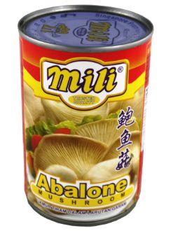 Mili Abalone Mushroom 400G