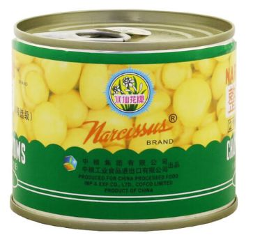 Narcissus Whole Mushrooms 198G