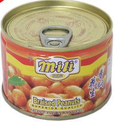 Mili Braised Peanut 170G