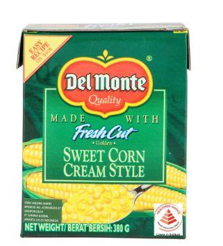 Delmonte F/C Cream Style Corn 380G