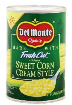 Delmonte F/C Sweet Corn 418G