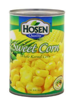 Hosen Whole Kernel Corn 400G