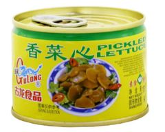 Gulong Pickled Lettuce 170G