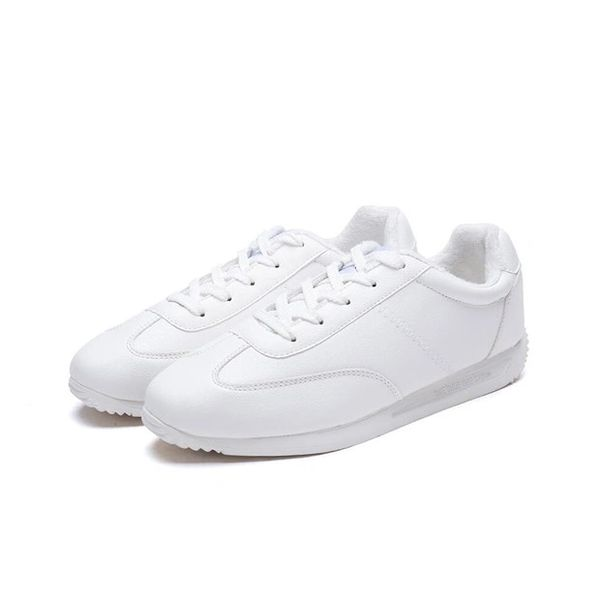 Lace Up Fur Inner Winter Men Cortez Sneakers