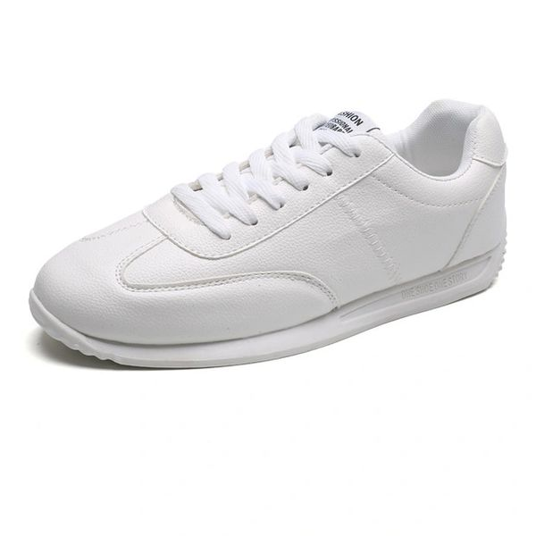 Casual Color Block Lace Up Men Cortez Sneakers